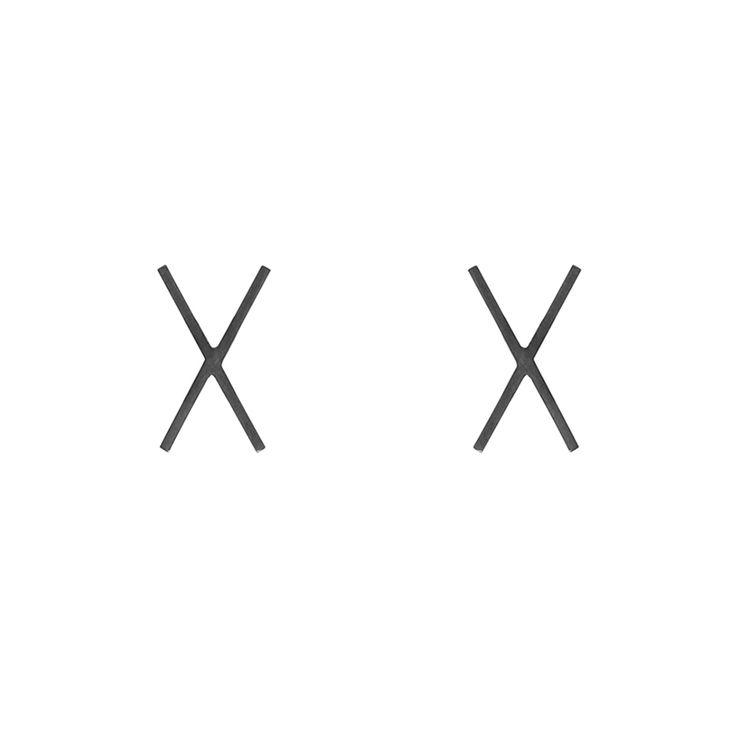 X-TRA / EAR / OXIDIZED  www.maleneglintborg.com