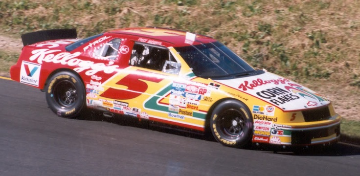 Pin By Tim Seay On Terry Labonte Old Race Cars Vintage