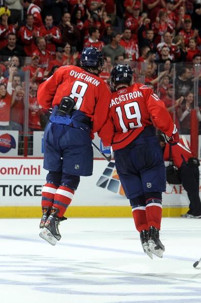 Ovechkin | Backstrom | Caps | Capitals