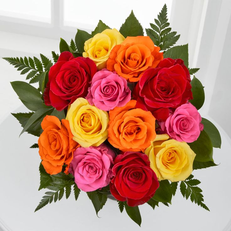 7 best roses and their meanings images on pinterest red for What makes flowers different colors