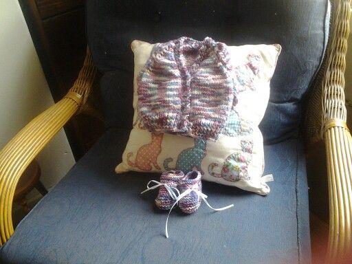Ritas knitting