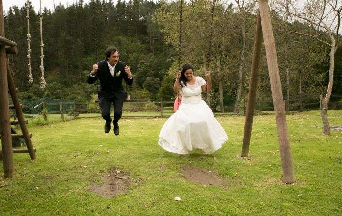 Matthew and Michele's Wedding at Houwhoek Inn
