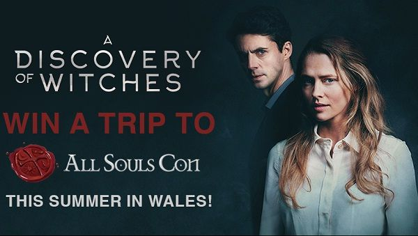This summer, Win free trip to Cardiff, Wales to attend All Souls Con
