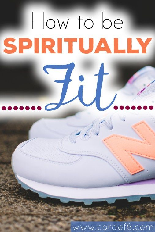 Do you want to be spiritually fit? Often our perceived level of effort  doesn'