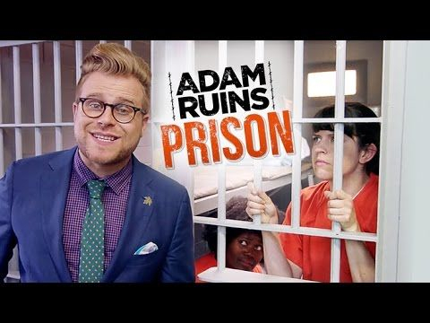 Tastefully Offensive: Adam Ruins Everything: How Private Prisons Make Money