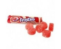 Kola Frosties, these remained just 10p a packet for so long.