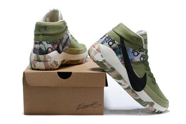 Nike KD 13 Army Green \