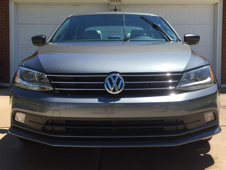"""I recently bought a used 2015 Jetta Sport with only 27000 miles on it. The Jetta has been my """"reasonable dream car"""" for years now. Beyond excited to join the VW family. #Volkswagen #VW #golf #cartweet #PKW #cars #Passat #beetle #polo #car"""