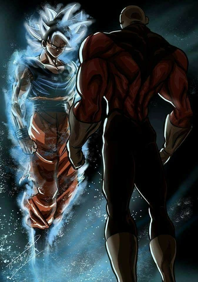 Goku Vs Jiren Anime Dragon Ball Super Dragon Ball Super Manga Dragon Ball Super Goku