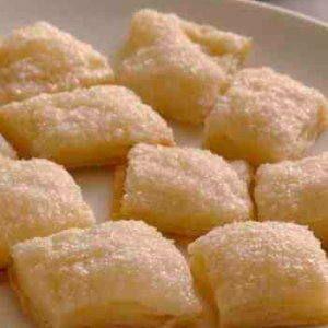 Galletas de pasta de Hojaldre