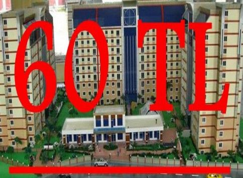 Fiyata Dikkat ! Hera club residence sitesinde gün ortası sütudyo daire kiralama sadece ve sadece 60 TL.