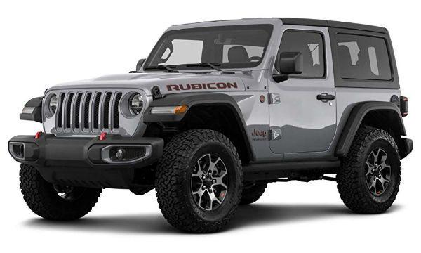 2019 Jeep Wrangler Jeep Wrangler Rubicon Jeep Wrangler