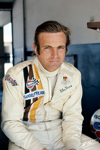 Peter Revson.  2/27/1939 - 3/24/1974 (35) Midrand, South Africa