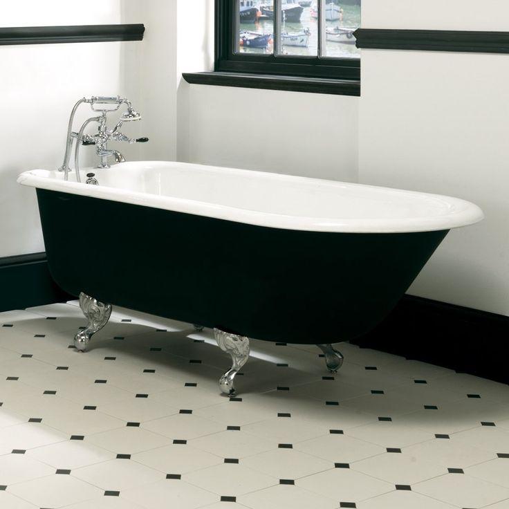imperial waldorf single ended bath bathrooms cast iron baths westlands trading