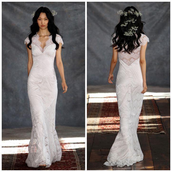 27 best wedding dress images on Pinterest | Wedding frocks ...