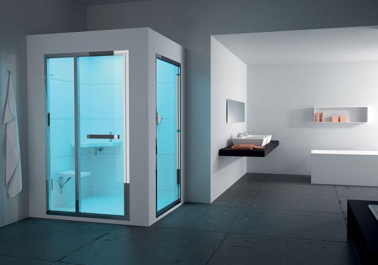 vasca doccia combinate idee eccezionali : 17 migliori idee su Vasche Doccia su Pinterest Supporto per doccia ...