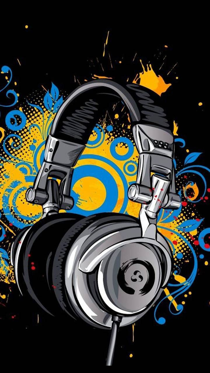 Download Music Wallpaper By Tifazeko1 89 Free On Zedge Now Browse Millions Of Popular Headphone Wallpapers A Music Wallpaper Headphones Art Art Wallpaper