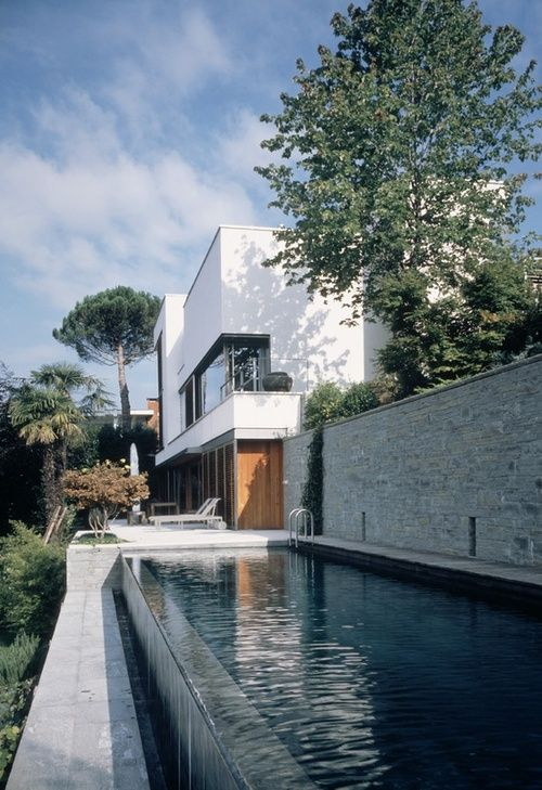 Casa Fontana Residence/Stanton Williams Architects  via: japanesetrash