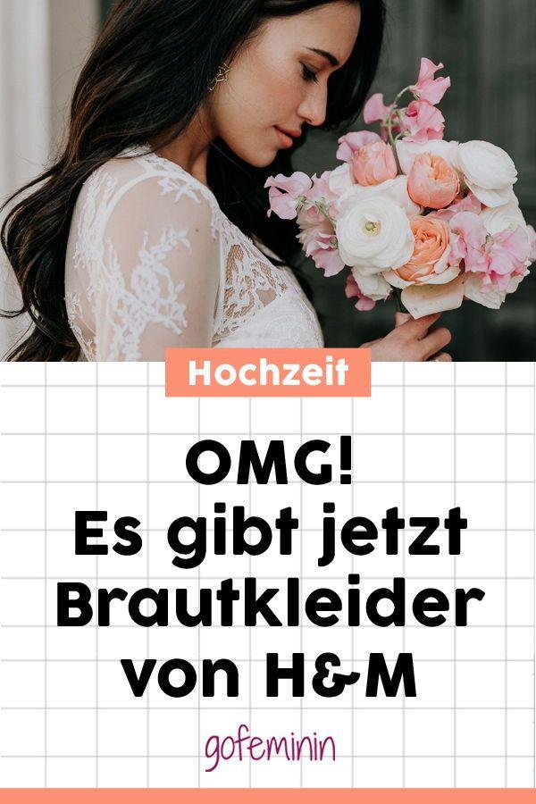 Brautkleider bei H&M? Ja, ihr habt richtig gehört! Diese günstigen und schönen Hochzeitskleider sind jetzt neu! #hochzeitskleider #brautkleider #hochzeit #brautkleid