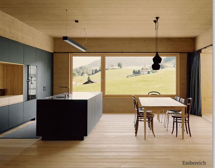 Bechter Zaffignani Architekten ZT GmbH / Haus am Waldhugel
