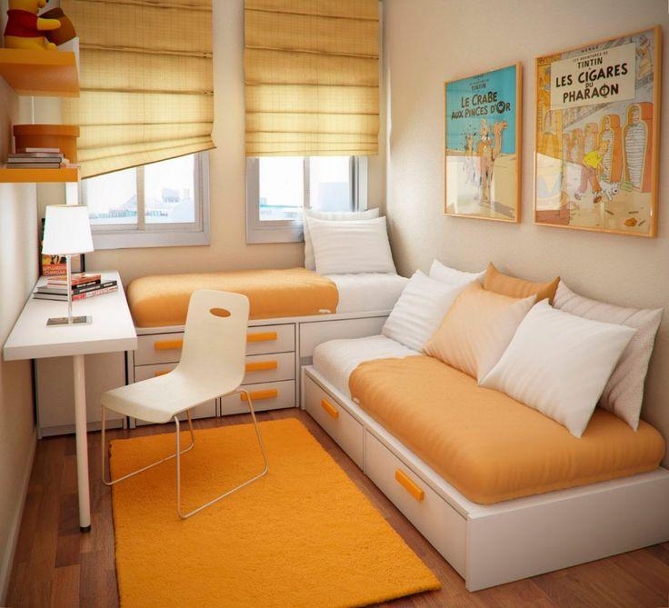 Colores para pintar una habitación pequeña