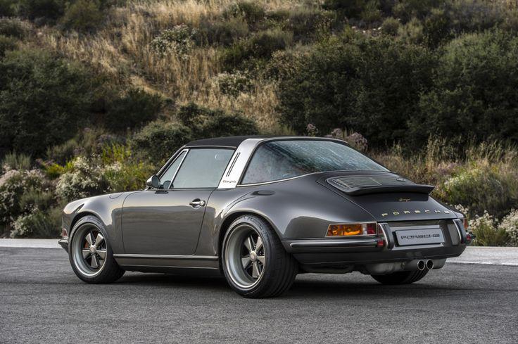 Singer Vehicle Design has restored its first ever Porsche 911 Targa, with a modified 4.0-liter flat-six engine. (32 photos)