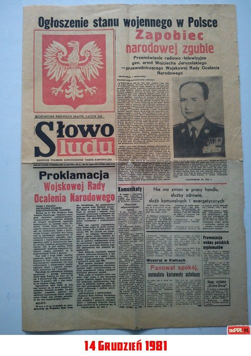 14 Grudzień 1981