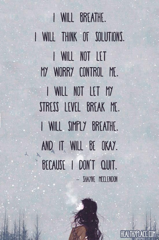 19 Inspirational Quotes For When Anxiety Feels Overwhelming | YourTango