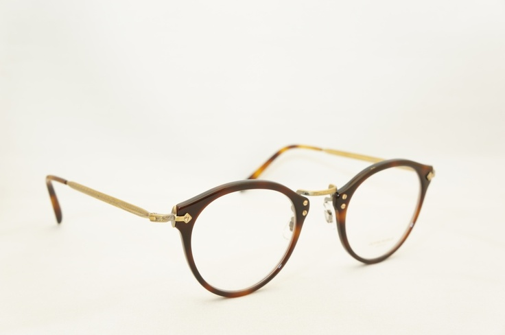 OLIVER PEOPLES OP-505   オリバーピープルズ メガネ   optician   PonMegane@Japan