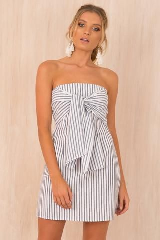 Sunset Boulevard Dress
