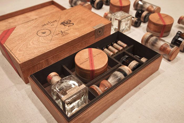 Gorgeous grooming kit for men by Portland General Store