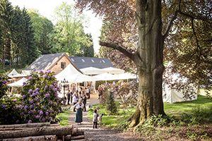 Schloss Grünewald, Bergisches Land, nähe Düsseldorf, Köln, NRW. Tagungen, Events, Hochzeiten - Hochzeitslocation
