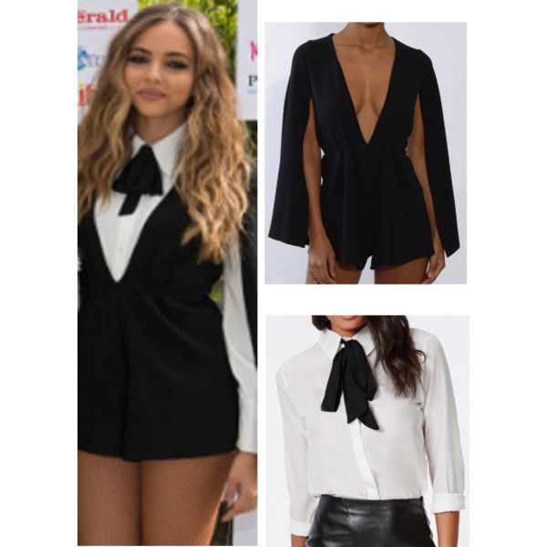 Jade Thirlwall exact #147 by ilikewarmhugsolaf on Polyvore featuring Rare London