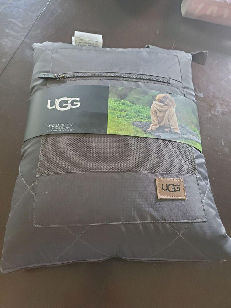Ugg australia outdoor blanket on mercari uggs outdoor