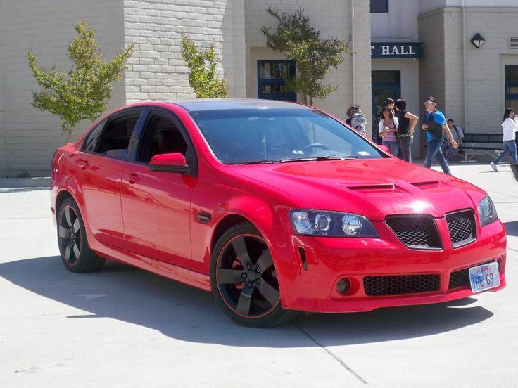 2015 Pontiac G8 GT Redesign