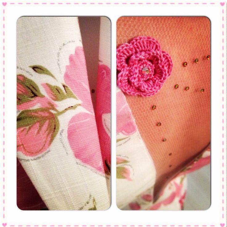 a little bit of pink :) #moenra