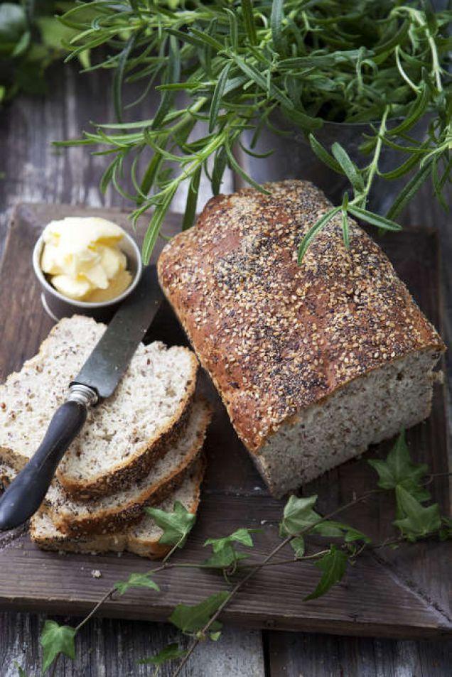 Det perfekta brödet att rosta. Fluffigt med lite tuggmotstånd!