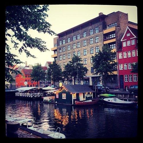 Wonderful Bohemia! At Christianshavn