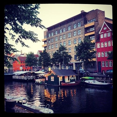 Wonderful Bohemia! At Christianshavn