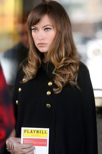 Olivia Wilde in the longest week