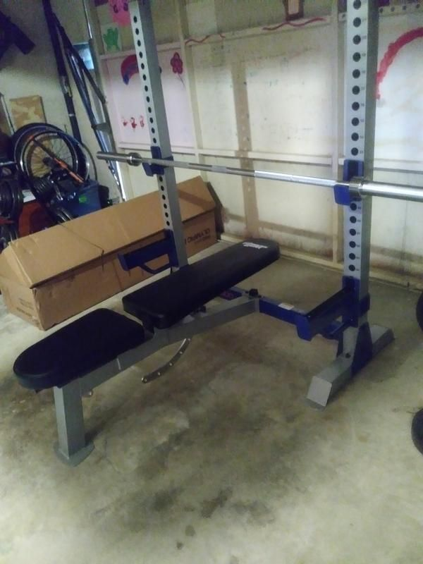 Fitness Gear Bench : fitness, bench, Fitness, Olympic, Weight, Bench, Benches,, Weights,