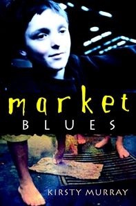 Cover of Market Blues featuring Matthew Taft.