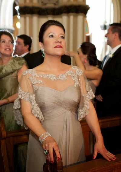 Vestido para mãe da noiva - Madrinhas de casamento