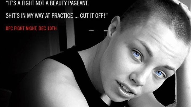 Rose Namajunas is keeping things close-cropped ahead of her UFC Fight Night 80 main event fight with Paige VanZant on Dec. 10 in Las Vegas.