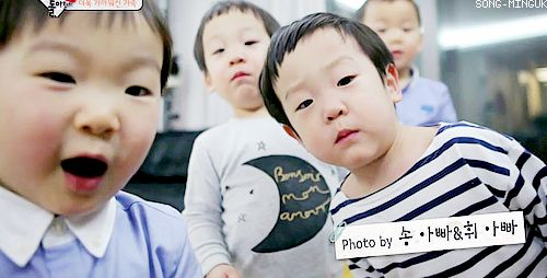 Daehan, Seoeon and Seojun | The Return of Superman