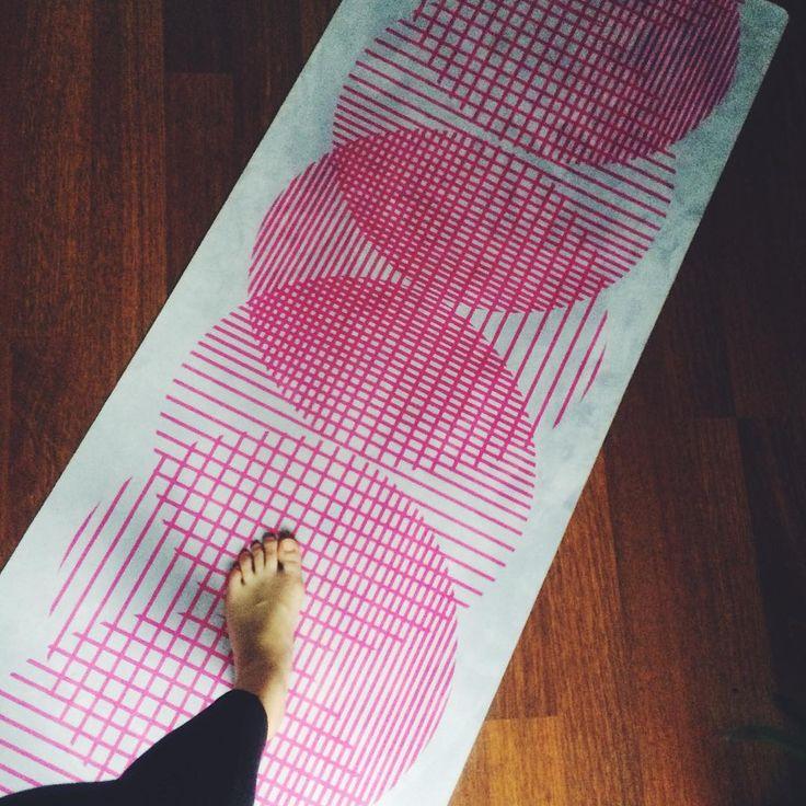 Miamiko yoga mat    #yoga #yogamat #yogagirl #love #yogachallenge #style #yogaeverydamnday #joga #poland #polska #warsaw #warszawa #morning #inspiracje #inspiration #motywacja #motivation #fit #fitgirl #fitness #passion #pilates #polishgirl #workout #treningi #training #pinterest #shop #design #miamiko