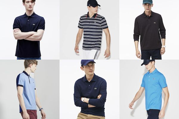 lacoste soldes hiver 2016 polo homme
