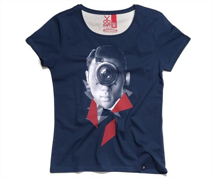 Kaft | Point Of View Kadın T-shirt