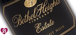 2014 Bethel Heights Estate Pinot Noir – Once in a Lifetime