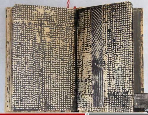 AVSM: In reference to our #ArchitectsSketchbook unit; #MarkMaking chapter (workman:  artpropelled: Dorothy Caldwell)